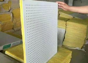 复合吸音板石膏板