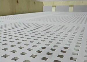 冲孔石膏板